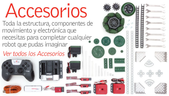 VEX EDR Accessories