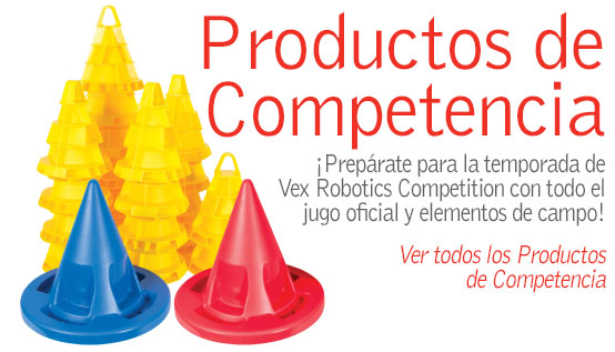 VEX EDR Competition Products